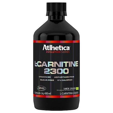 L-Carnitine 2300 (480 ml) Atlhetica