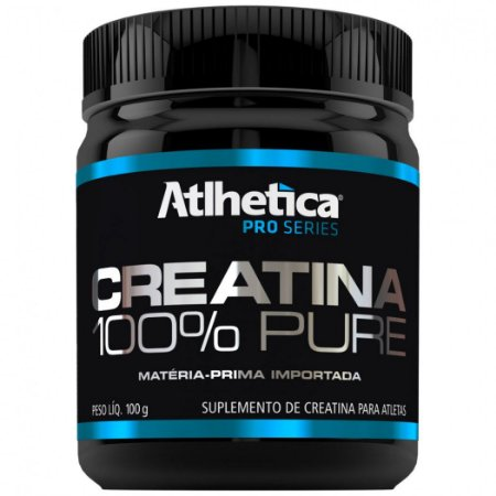 Creatina Pro Series 100% PURE (100g) Atlhetica