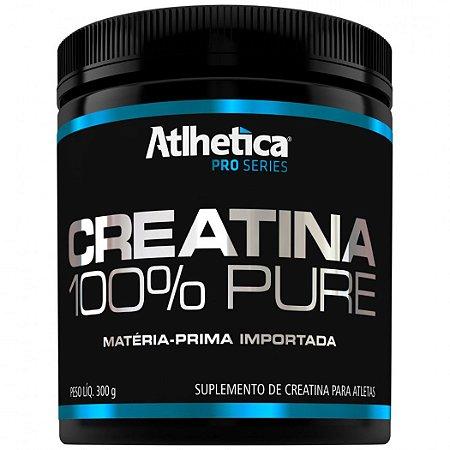 Creatina Pro Series 100% PURE (300g) Atlhetica
