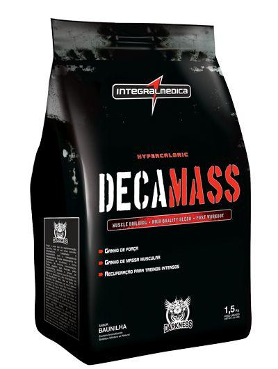Deca Mass Darkness (1,5kg) IntegralMédica