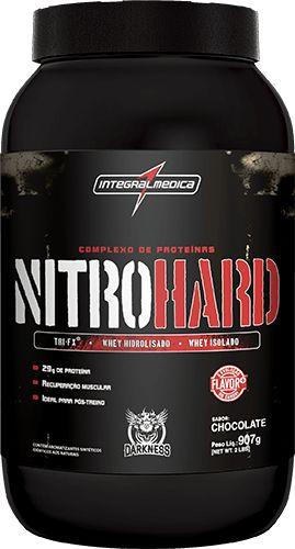 Nitro Hard Darkness (907g) IntegralMédica (Val. 03/19)