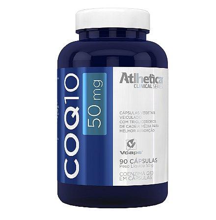 CoQ10 50mg (90 cápsulas) Atlhetica