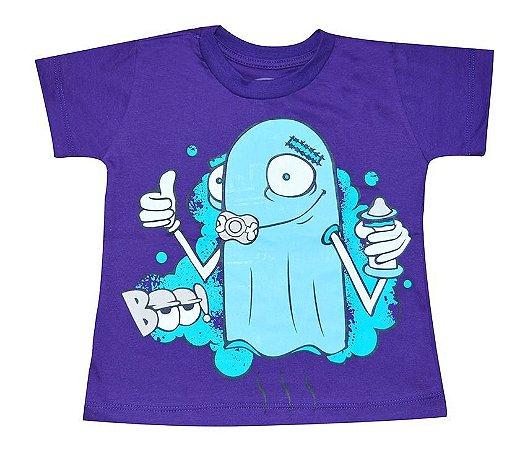 Camiseta Fantasminha