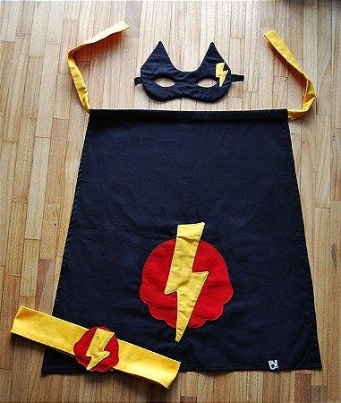 Fantasia Super Herói