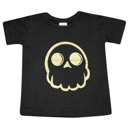 Camiseta Caveira Boo! Kids