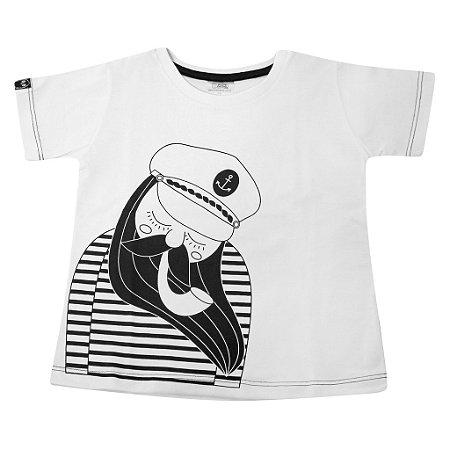Camiseta Marinheiro