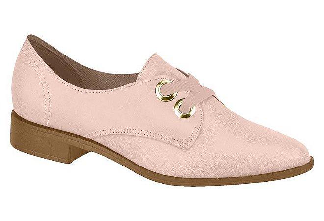 0577cac86 sapato feminino oxford salto baixo beira rio rosa - Kalceaki Calçados