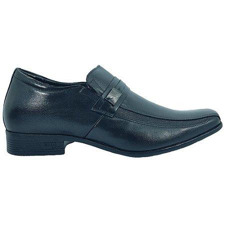 Sapato Masculino Jota Pe 6,5cm Mais Alto Em Couro 78409