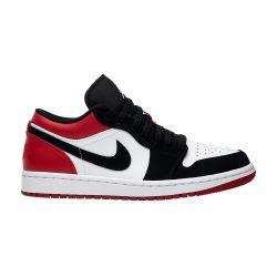 NIKE Air Jordan 1 BLACK TOE LOW
