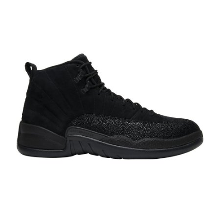 NIKE Air Jordan 12 OVO BLACK