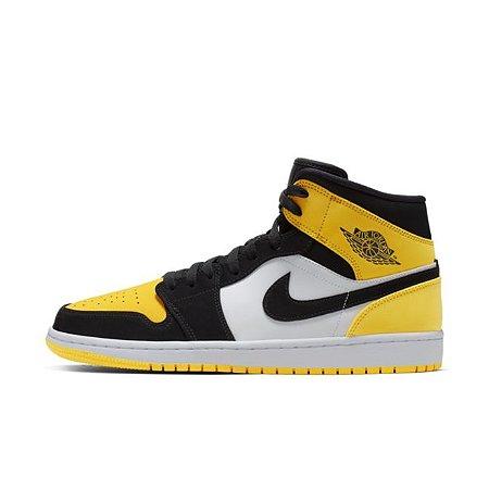 NIKE Air Jordan 1 YELLOW TOE
