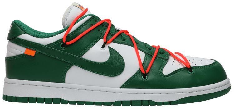 Nike sb Dunk pro OFF WHITE Pine Green
