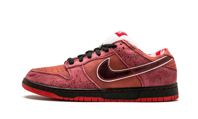 Nike sb Dunk pro Lobster RED