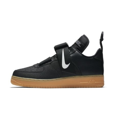 NIKE Air Force 1 Utility QS BLACK GUM