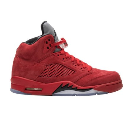 NIKE Air Jordan 5 Retro Red Suede