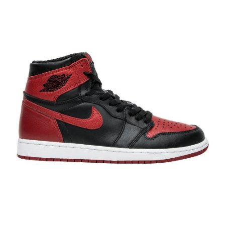 NIKE Air Jordan 1 Retro High OG Banned - Bred