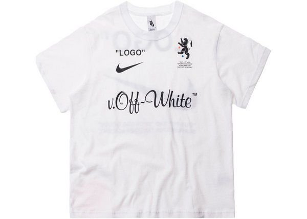 Camiseta Nike X Off-White WORLD CUP