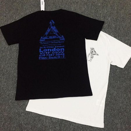 Camiseta PALACE LONDON