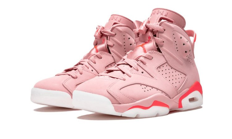 NIKE AIR JORDAN 6 x ALEALLY MAY