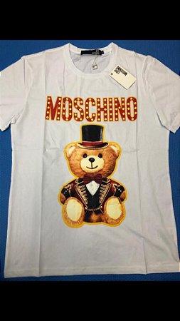 Camiseta Moschino white Magic Bear