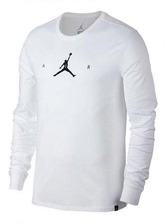 Camiseta manga longa Air jordan