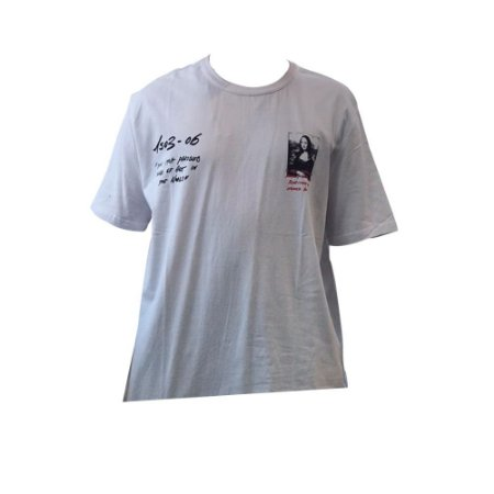 Camiseta OFF-WHITE MONALISA