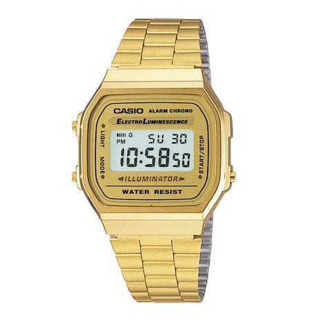 Relógio Casio DOURADO