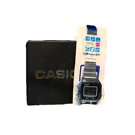 Relógio Casio PRATA 3454
