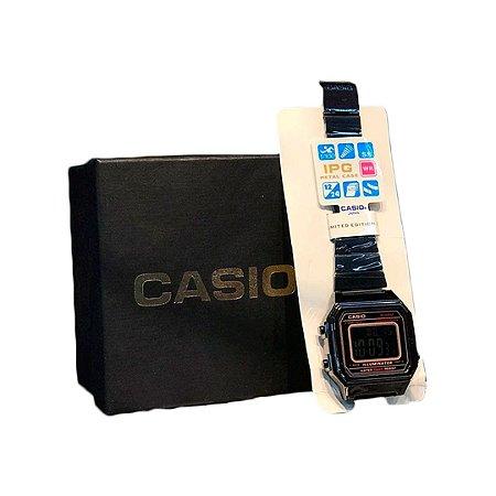 Relógio Casio PRETO 3454