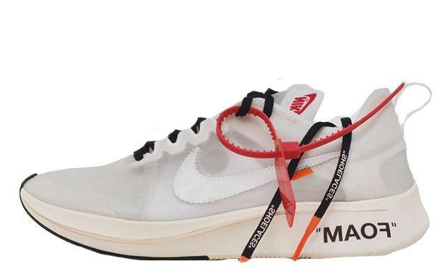 OFF-WHITE x NK Zoom Fly MERCURIAL WHITE