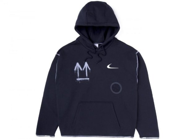 Moletom Off-White x Nike SS20 Season 2020 Black