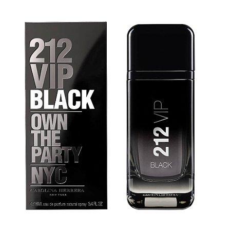 Perfume 212 Vip Black 100ml
