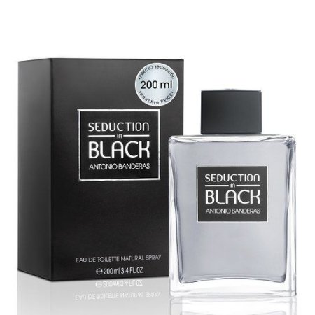 PERFUME Antônio bandeiras Black Seduction 200ml