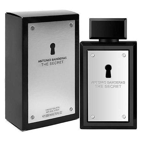 PERFUME Antonio Banderas The Secret 200ml