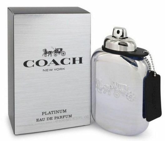 PERFUME Coach Man Platinum 100ml