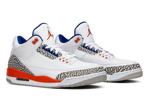 NIKE Air Jordan 3 Knicks