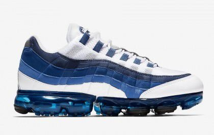 Vapormax 95 French Blue