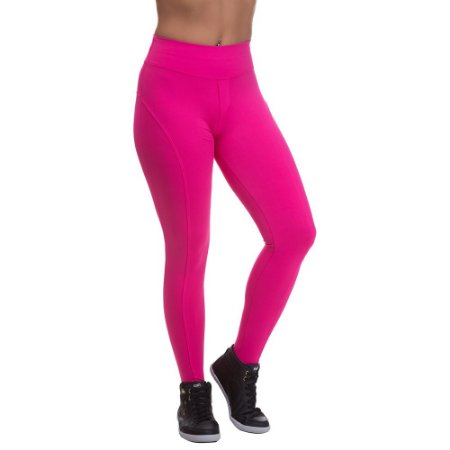 Calça Feminina Legging Montaria Rosa