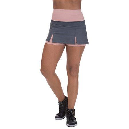Shorts Saia Tênis Rose