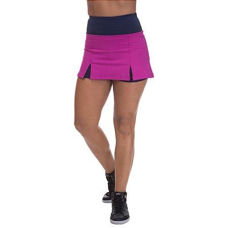 Shorts Saia Tênis Azul Marinho