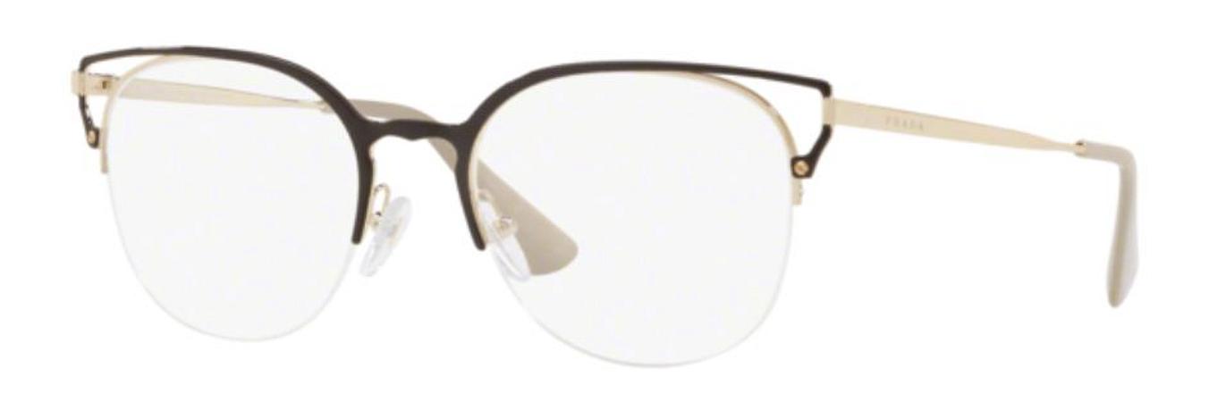 Óculos de Grau Prada PR64UV 98R1O1 53