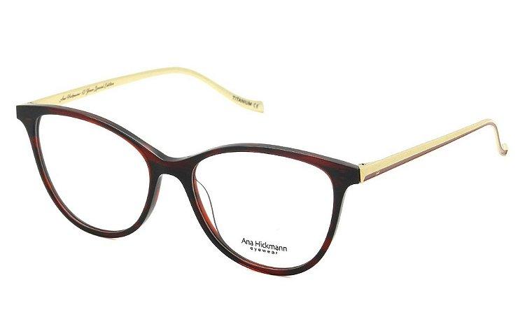 Óculos de Grau Ana Hickman LONDONIINIGHT