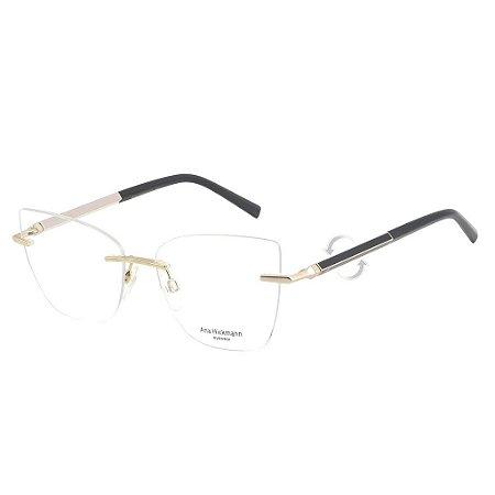 Óculos de Grau Ana Hickmann AH1384 04A