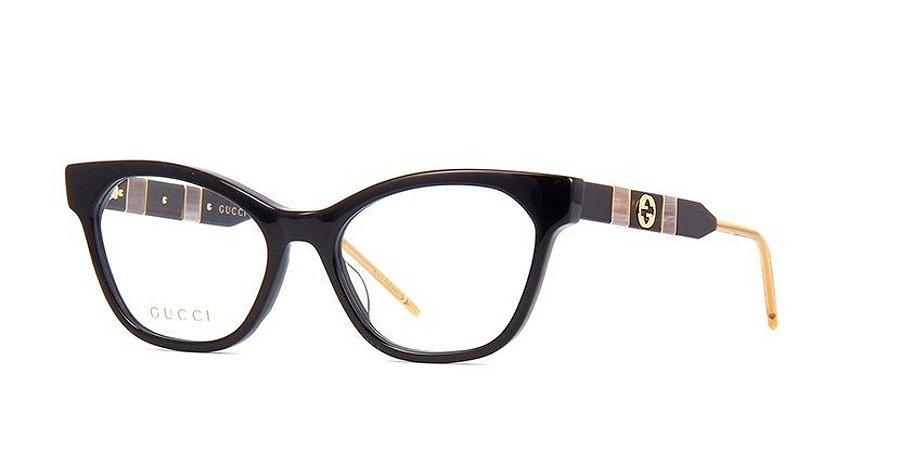 Óculos de Grau Gucci GG0600O 001 54