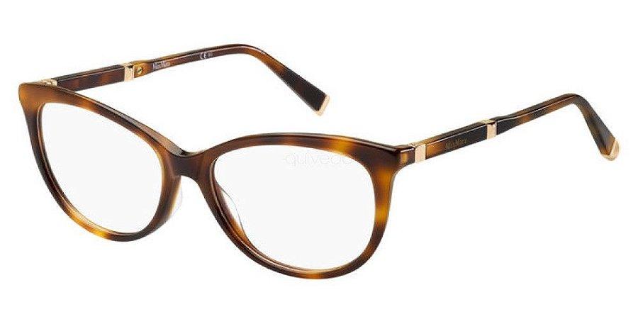 Óculos de Grau Max Mara MM1275 0CW 53-16
