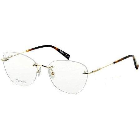 Óculos de Grau Max Mara MM1370 DDB 53-16