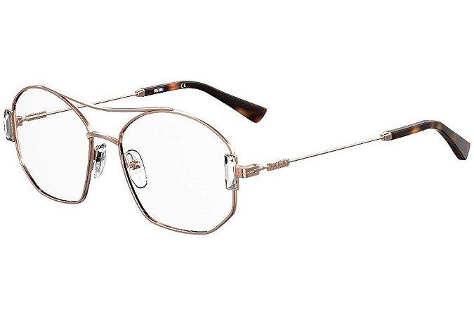 Óculos de Grau Moschino MOS563 DDB 53-16