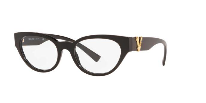 Óculos de Grau Versace VE3282 GB1 53