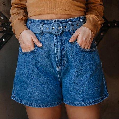 Shorts Baggy Cinto