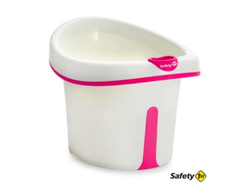 Banheira Bubbles Pink - Safety 1st